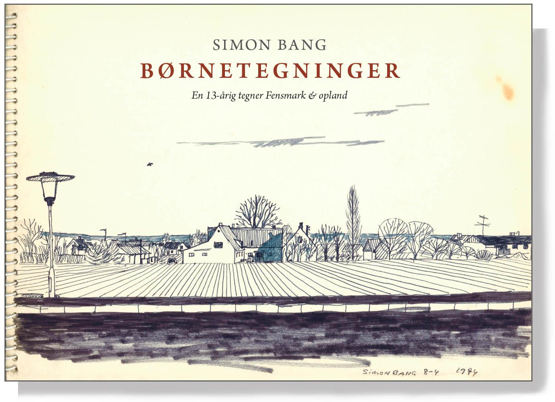 Simon Bang Børnetegninger
